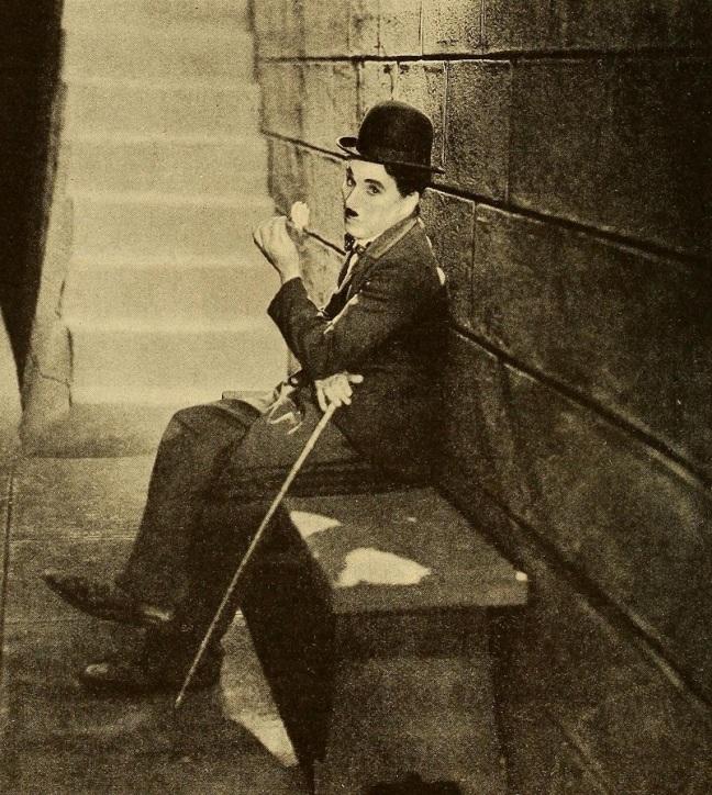 Charlie Chaplin Seelenlandeplatz